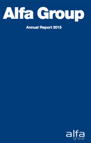 Alfa Group Annual Report 2015